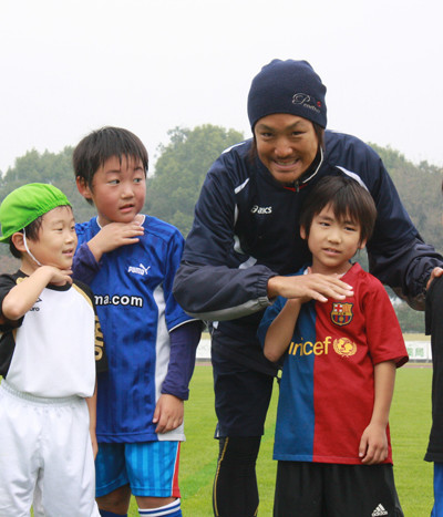 栃木ウーバ サッカー教室2