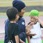 栃木ウーバ サッカー教室1