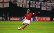 David Beckham of England